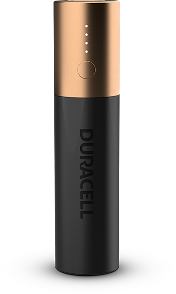 Duracell Power Bank 3350mAh
