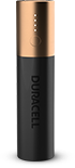 Duracell Power Bank 3350mAh sobre un fondo blanco.