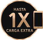 Hasta 1x del icono del iPhone 8
